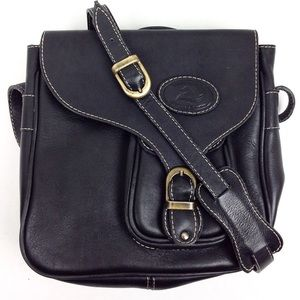 Sergio's Collection Leather Crossbody
